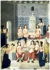 Цирюльник в хамаме