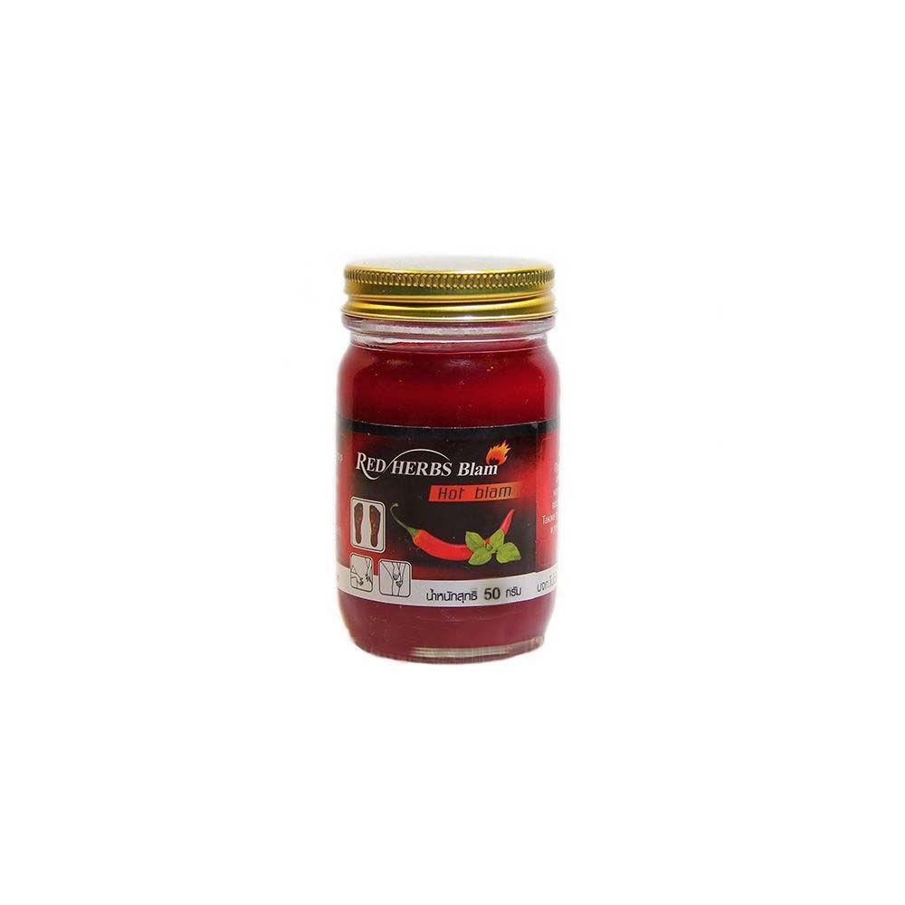 Тайский бальзам красный 50 гр