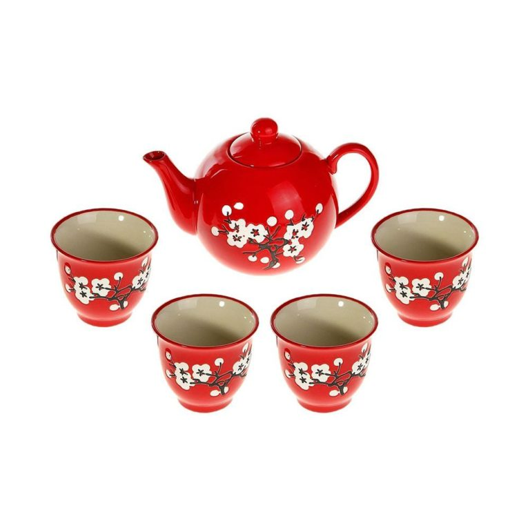 Чайный набор «Сакура»