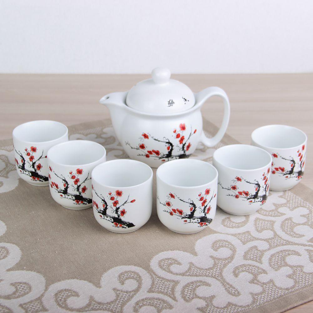 Чайный набор светлый