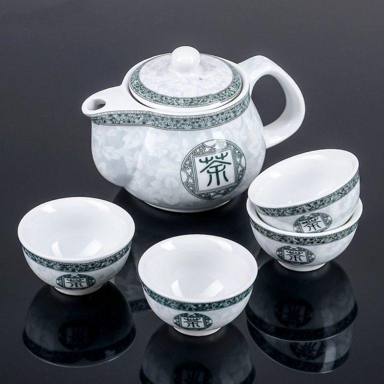 Чайный набор Иероглиф