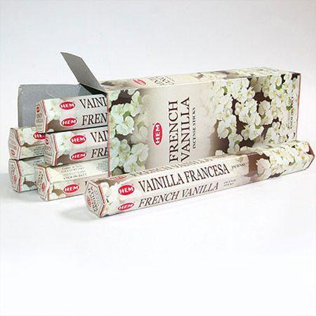 Аромапалочки French Vanilla