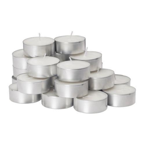 Свечи (30 шт в упаковке)