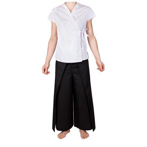 Блуза хлопок женская белая