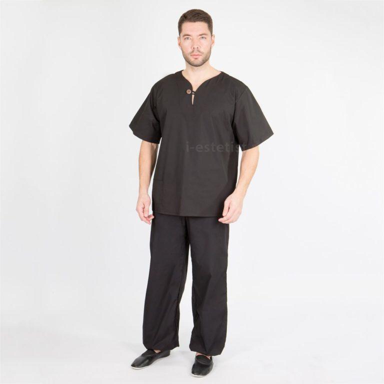 Блуза хирургическая (ТС plus size)