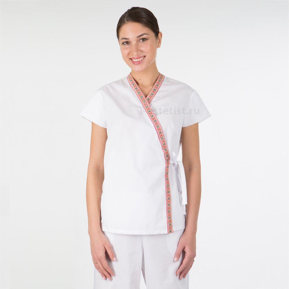 Блуза женская с кантом (уценка)