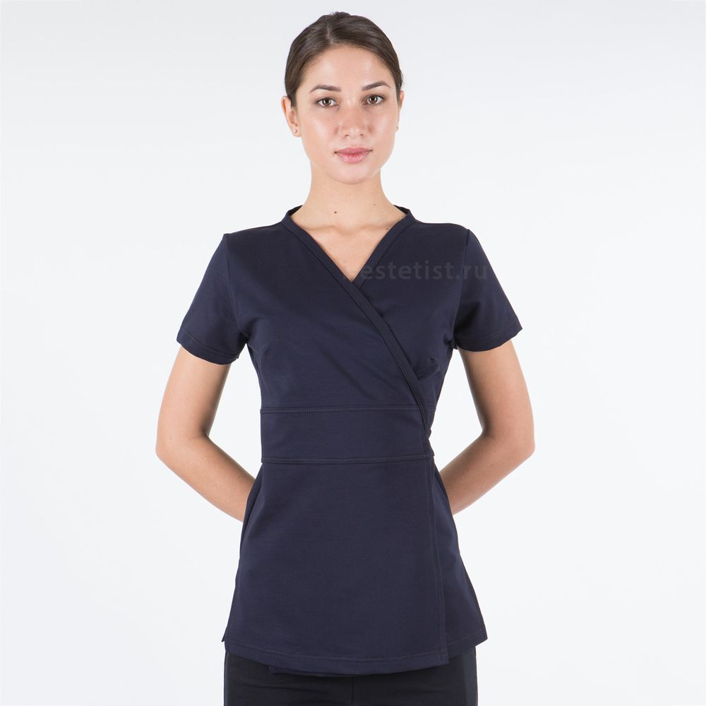 Блуза женская (плотный трикотаж) уценка