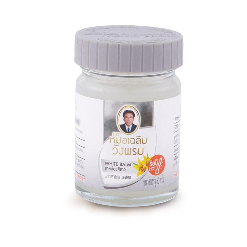 Тайский бальзам белый 50 гр