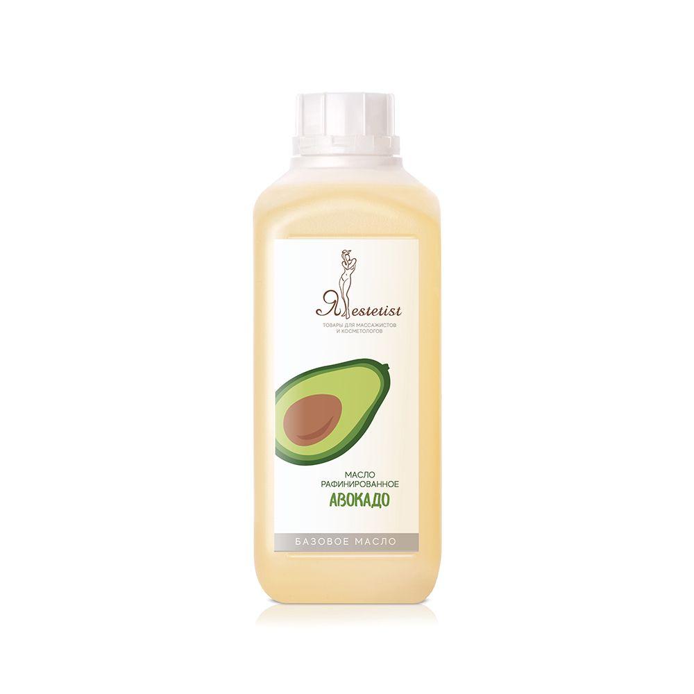 Базовое массажное масло Авокадо (1 литр)
