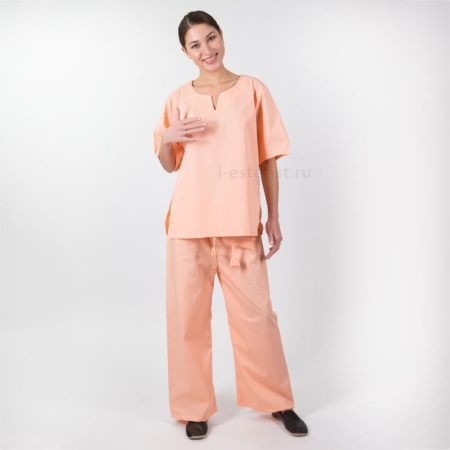 "Пижама для массажа. Одежда для массажа. Магазин ""Я — эстетист"""