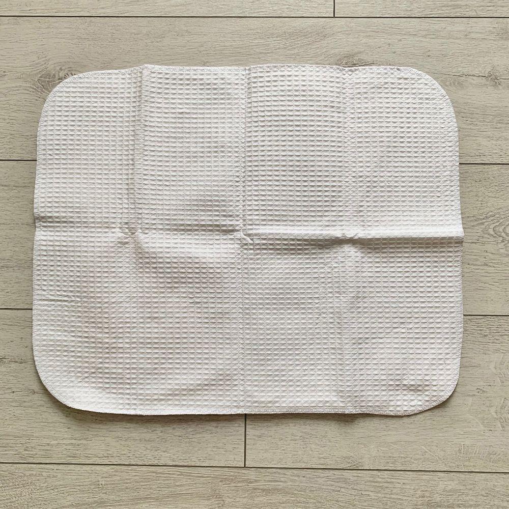 Сидушка для бани из 100% хлопка (вафельное полотно)