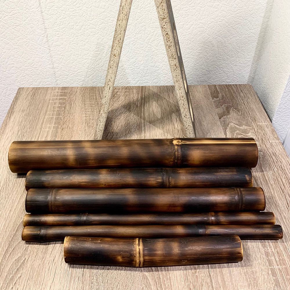 Набор бамбуковых палочек с подставкой