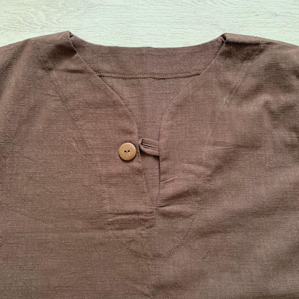 Блуза хирургическая лён