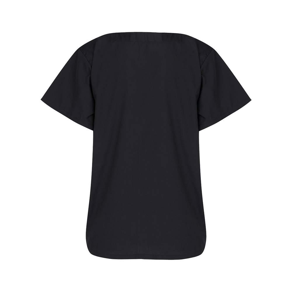 Блуза женская с поясом и сеткой (ТС)